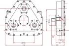 Caja Multiplicadora 3 salidas