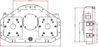 Caja Multiplicadora 2 salidas
