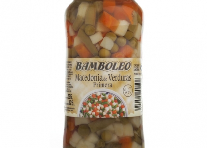 Macedonia Verduras 580
