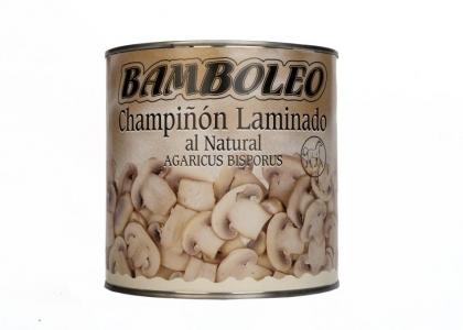 Champiñon Laminado 1330 gr.