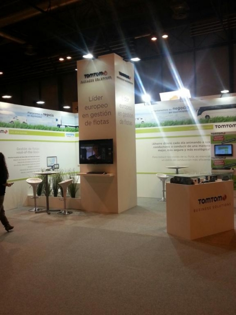 STAND PARA TOMTOM