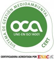 UNE- EN ISO 14001:2004