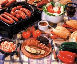 Tierra de excelentes carnes