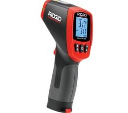 Termómetro por infrarrojos Ridgid IR-100.