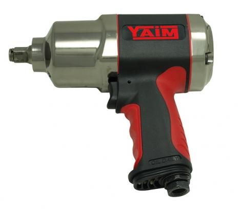 """YAH 125 1/2"""" Pneumatic Impact Wrench"""