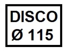 Ø 115