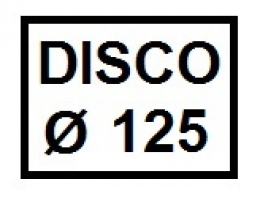 Ø 125