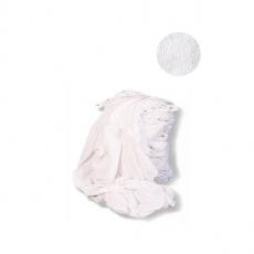 . Trapo de sábana blanca 5 kg.