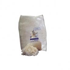 . Pack de cabos de algodón blanco 5 kg.