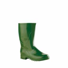 . Botas de agua foca media verdes