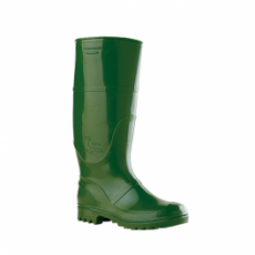 Botas de agua foca alta verdes