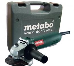 Amoladora angular Metabo W 6-115