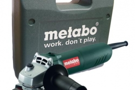 Metabo W 6-115 Angle Grinder