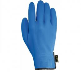 Guantes nylon agility azul nitrilo