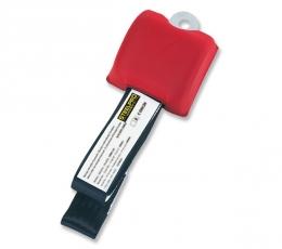 Dispositivo mini bloqueo anticaídas retráctil
