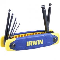 Juego Irwin de llaves allen bola 2-8