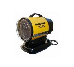 Calentador portátil a gasóleo por radiación Máster...