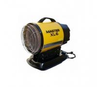 Calentador portátil a gasóleo por radiación Máster XL 6
