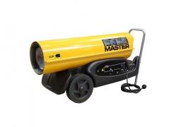 Calentador portátil de combustión directa Máster B 180