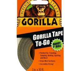 Cinta americana Gorilla TO-GO 9 m