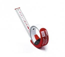 Flexómetro bolsillo BMI 2 metros