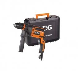 Taladro percutor AEG SBE 650 R