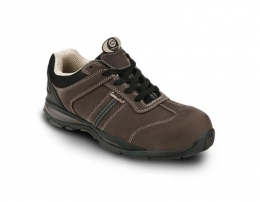 Zapato seguridad J'Hayber Crack Marrón T. 41-46