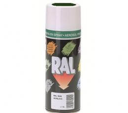 Aerosol pintura RAL 6009 Verde