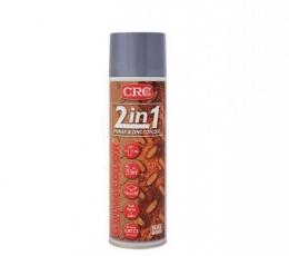Spray CRC 2 en 1 Galvacolor RAL 8001 Marrón