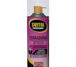 Lubricante antifricción cerraduras Svitol...