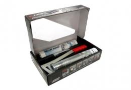 Pump set + 2 grease cartridges Lube Shuttle Mato