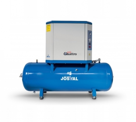 Compresor aire Josval serie 4UATTRO 10/500