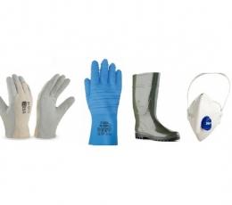 Vintage equipment (PPE)