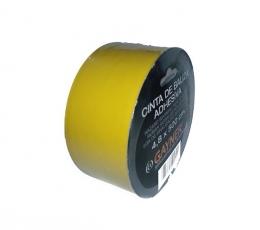 Cinta baliza amarilla adhesiva Gayner