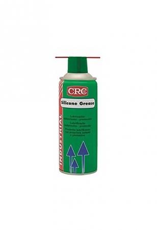 Lubricante para plásticos y gomas Silicone Grease CRC