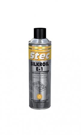 Aerosol de silicona Krafft Silkroil E-1 500 ml