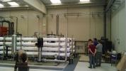Puesta en Servicio Planta Tratamiento de Agua