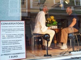 Conversatório con Quico Cadaval