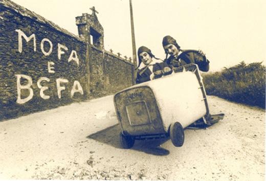 Mofa & Befa, unha historia inmortal