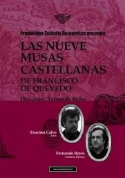 Las 9 Musas Castellanas de Francisco de Quevedo