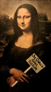 Entradas xá a venda de Da Vinci Tiña Razón!
