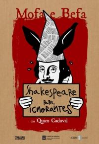 Shakespeare para Ignorantes no Teatro Colón