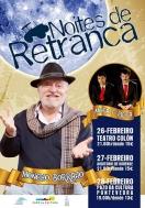 Noites de Retranca con Moncho Borrajo e Mofa & Befa