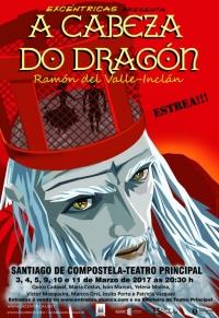 """3 de marzo, gran estreno de """"A Cabeza do Dragón"""""""