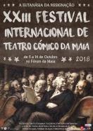 Cranios Privilexiados no XXIII Festival Internacional de Teatro Cómico de Maia