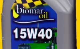 ACEITE BIOMAR OIL 15W40 1 L