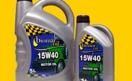 ACEITE BIOMAR OIL 15W40 5 L
