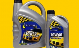 ACEITE BIOMAR OIL SINTETICO 10W40 1 L