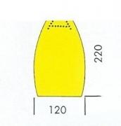 Plantilla antibrillo