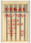 AGUJA ORGAN LEATHER